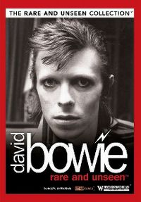 Cover David Bowie - Rare And Unseen - The Rare And Unseen Collection [DVD]